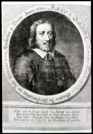 Boehme-Portrait